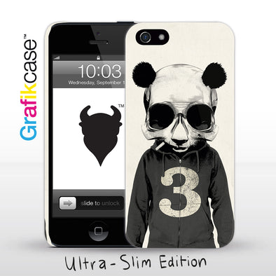 Apple iPhone SE (1st Gen) and iPhone 5/5s Case: Panda No. 3 by Hidden Moves | Grafikcase