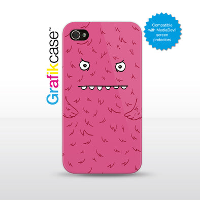 Grafikcase case: PInk Monster