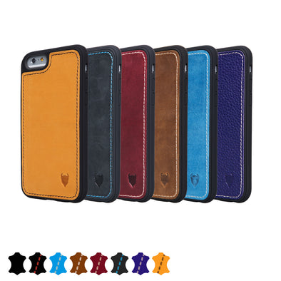 Apple iPhone 6/6s Genuine European Leather Tough Case | Artisancase