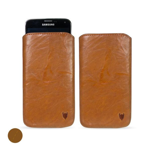 Essential Phone PH-1 Genuine European Leather Pouch Case | Artisanpouch