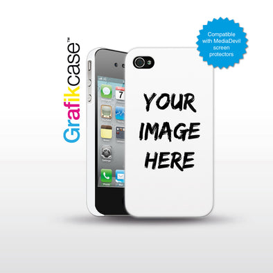 Grafikcase Personalised Cases - Glossy edition - Apple iPhone 4 / 4S