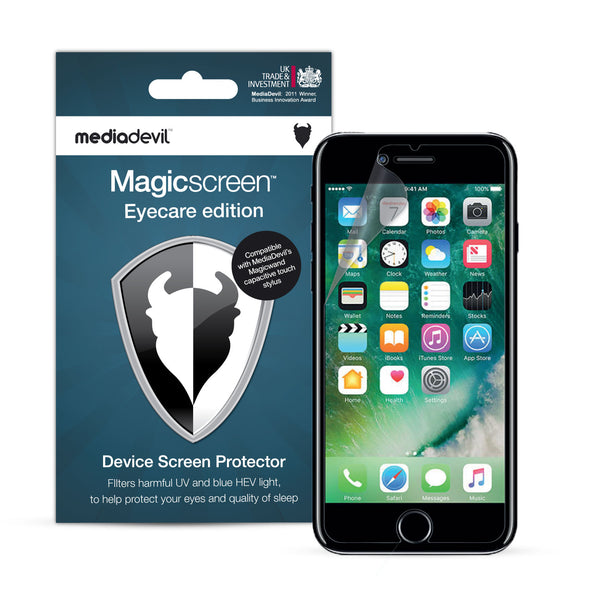 Magicscreen screen protector - Eyecare Edition - Apple iPhone 7 Plus & iPhone 8 Plus