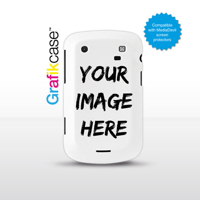 Grafikcase Personalised Cases - Glossy edition - BlackBerry Bold 9900