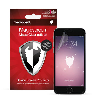 iPhone 6 / 6s Screen Protector (Matte, Anti-Glare) | Magicscreen