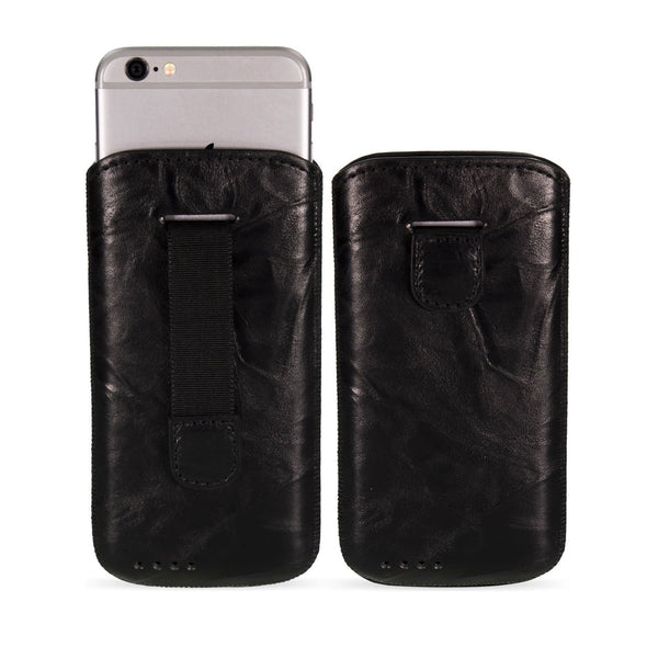 iPhone 12 Mini Genuine Leather Pouch Case | Artisanpouch