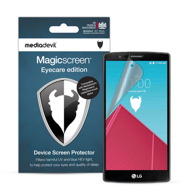 LG G4 Anti-Blue Light Screen Protector (Eyecare) | Magicscreen