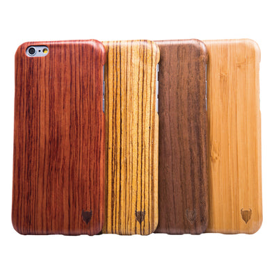 Apple iPhone 6 / 6s Aramid Fibre-Reinforced Wood Case | Artisancase