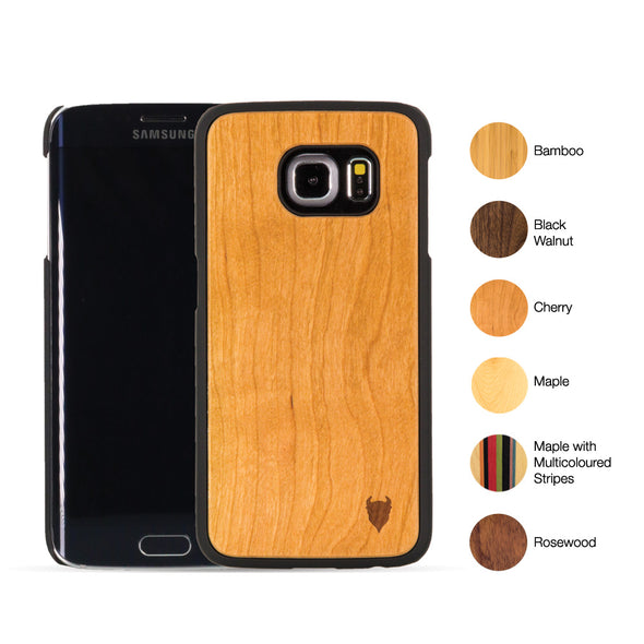 Samsung Galaxy S6 Edge Wood Case (Sustainably Sourced) | Artisancase