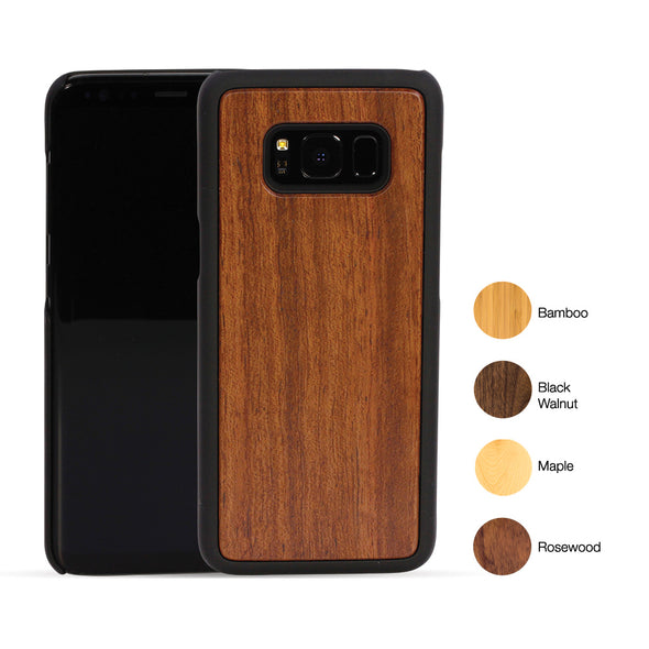 Samsung Galaxy S8+ (S8 Plus) Wood Case (Sustainably Sourced) | Artisancase