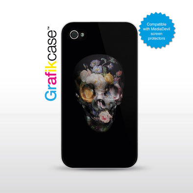 Grafikcase iPhone 4/4S case: Roses are Dead by Magnus Gjoen