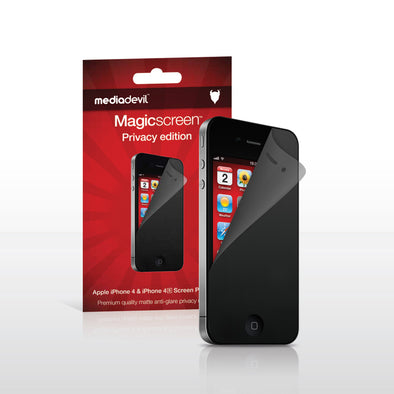 Magicscreen screen protector - Privacy Edition - Apple iPhone 4 / 4S