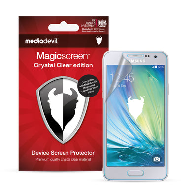 Samsung Galaxy A5 (2015) Screen Protector (Clear) | Magicscreen