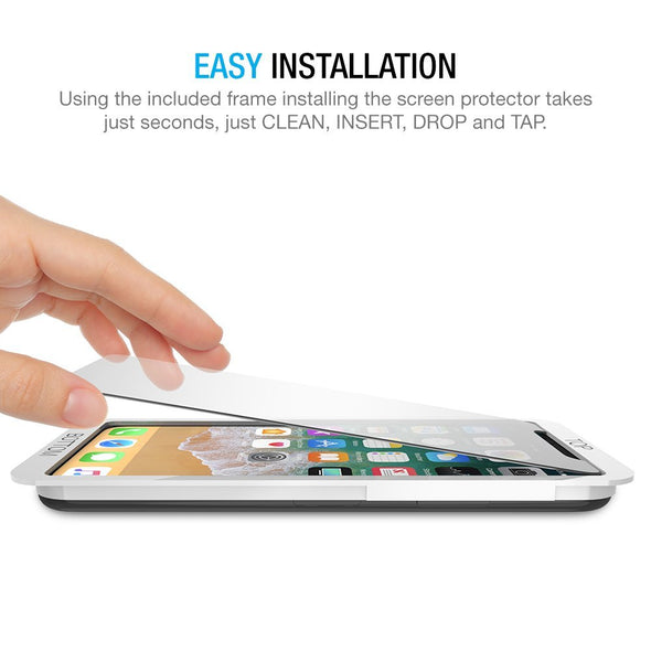 iPhone 12 Mini Tempered Glass Screen Protector (Clear) | Magicscreen