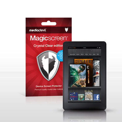 MediaDevil Magicscreen Screen Protector for Amazon Kindle Fire