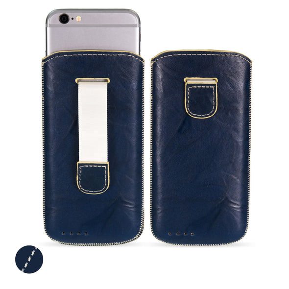 Google Pixel 5 Genuine Leather Pouch Case | Artisanpouch