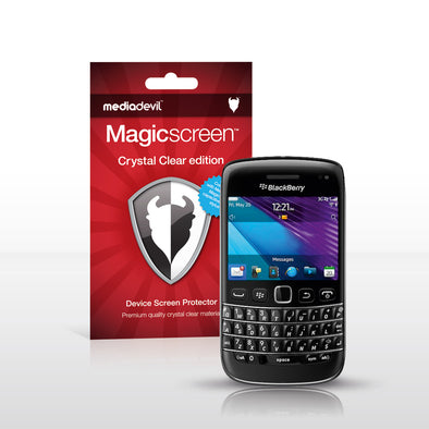 MediaDevil Magicscreen Screen Protector for BlackBerry Curve 9790