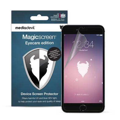 Apple iPhone 6 Plus / 6s Plus Anti-Blue Light Screen Protector (Eyecare) | Magicscreen