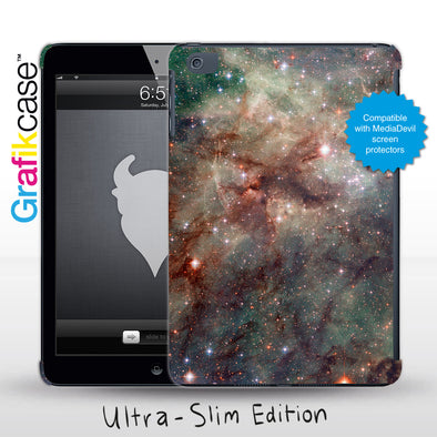 Grafikcase Apple iPad Mini 1/2/3 case: Nebula - Glossy