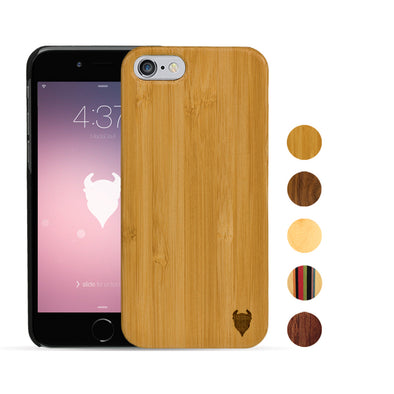 Apple iPhone 7 Plus & iPhone 8 Plus Sustainably-Sourced Wood Case | Artisancase