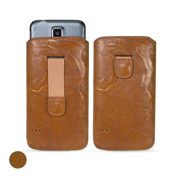 Essential Phone PH-1 Genuine Leather Pouch Case | Artisanpouch