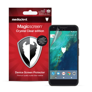 Google Pixel XL (1st Gen.) Screen Protector (Clear) | Magicscreen