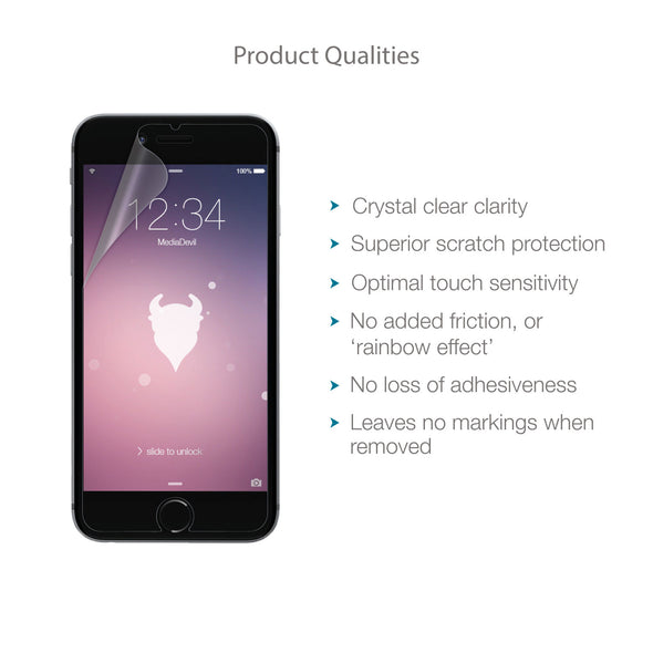 Apple iPhone 6 / 6s Screen Protector (Clear) | Magicscreen