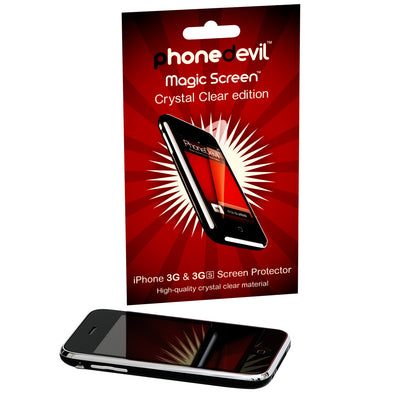 Apple iPhone 3G / 3GS Screen Protector (Clear) | Magicscreen