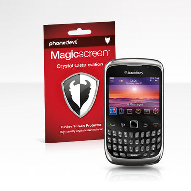 Magicscreen Screen Protector - BlackBerry Curve 9300