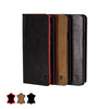 Samsung Galaxy Note 4 Genuine European Leather Notebook Case with Stand | Artisancover (1st Gen.)