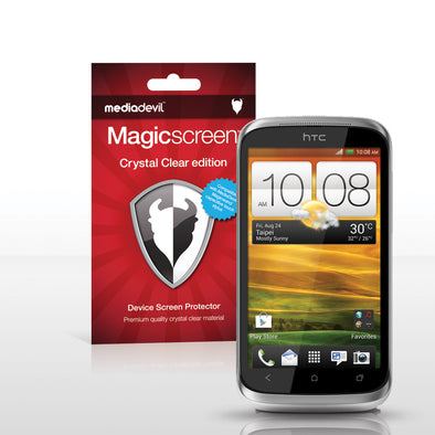Magicscreen screen protector - Crystal Clear (Invisible) Edition - HTC Desire X