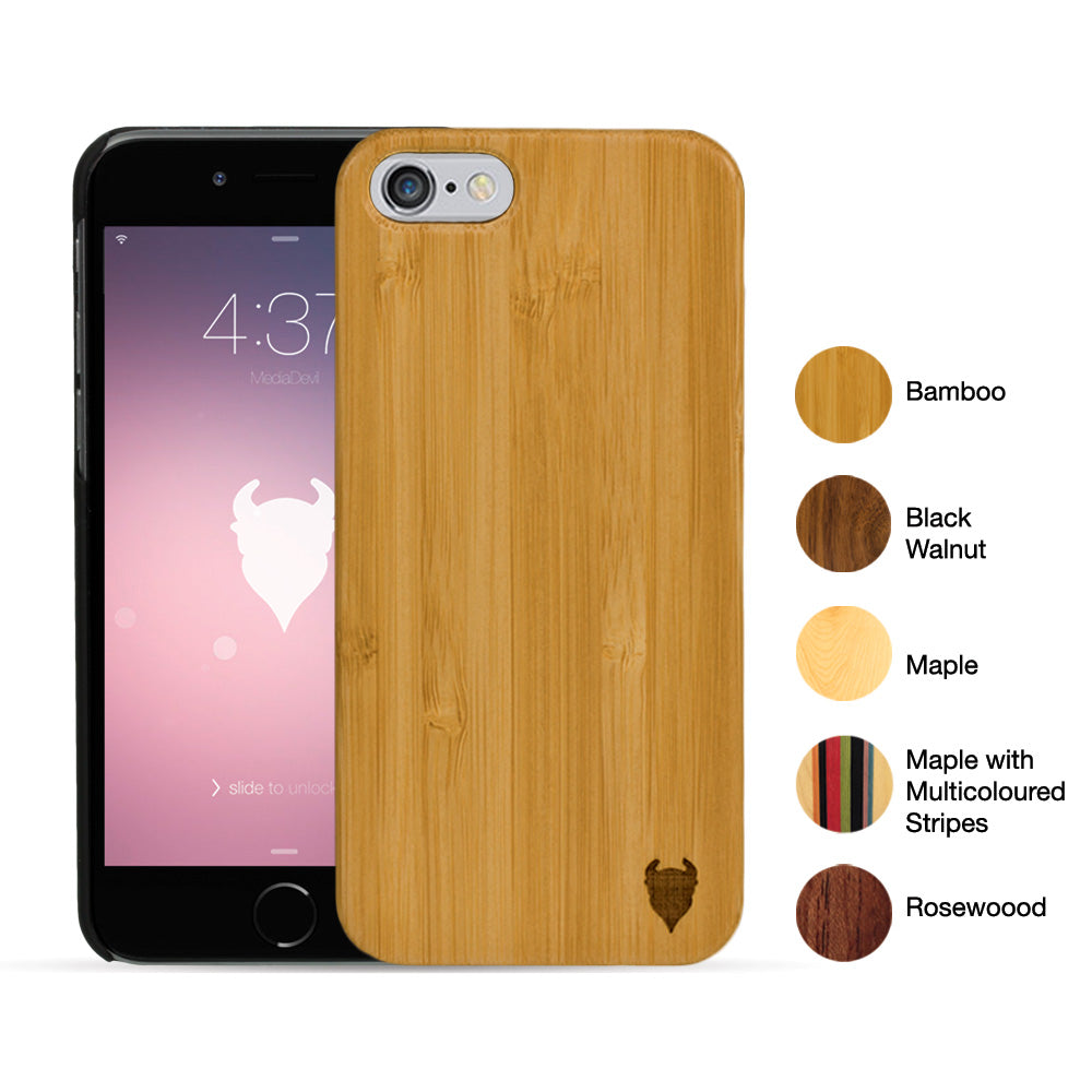 eecabc07d5b7f Apple iPhone 7   iPhone 8 Wood Case (Sustainably Sourced ...