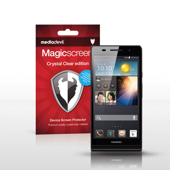 Huawei Ascend P6 Screen Protector (Clear) | Magicscreen