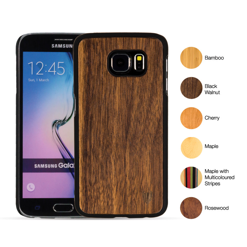 check out e83fa 41c6b Samsung Galaxy S6 Wood Case (Sustainably Sourced) | Artisancase
