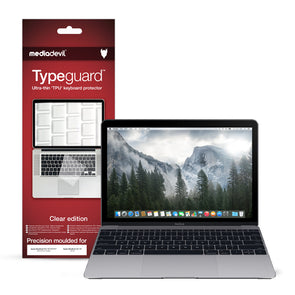 "Apple MacBook Air 13"" (2018) Keyboard Protector (Clear) 