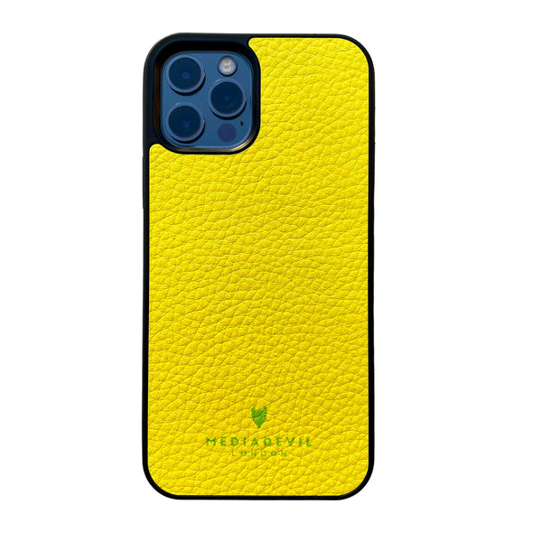 iPhone 11 Pro Plant Leather Case