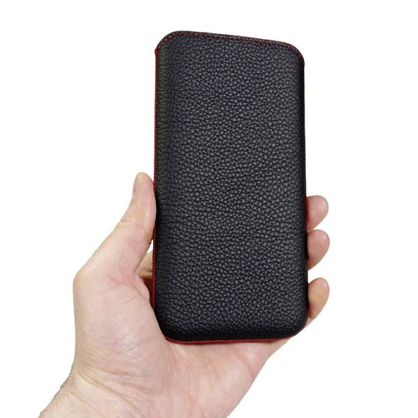 Samsung Galaxy S21 Ultra Genuine Leather Pouch Case | Artisanpouch