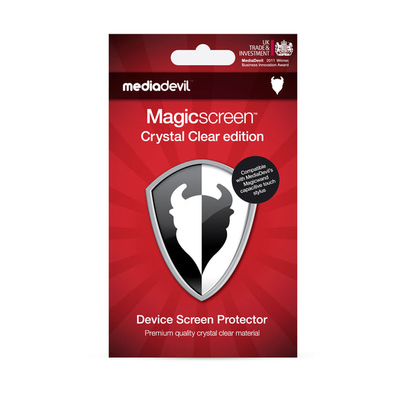 iPhone 12 Pro Max Back Protector Film (Clear) | Magicscreen