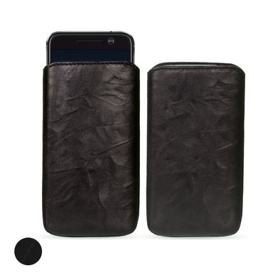 Huawei P20 Lite Genuine European Leather Pouch Case | Artisanpouch