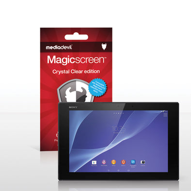 Sony Xperia Z2 Tablet Screen Protector (Clear) | Magicscreen