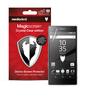 Sony Xperia Z5 Screen Protector (Clear) | Magicscreen