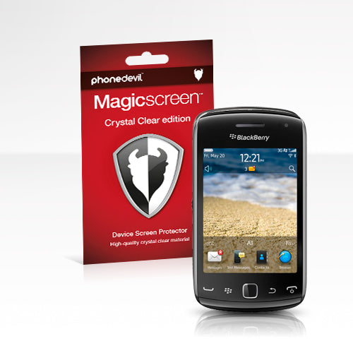 MediaDevil Magicscreen Screen Protector for BlackBerry Curve 9380
