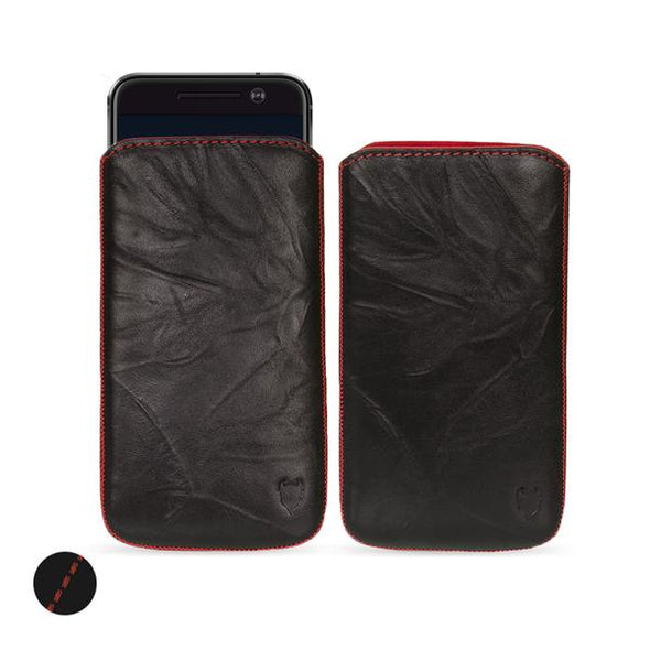 Nokia 8 Sirocco Genuine European Leather Pouch Case | Artisanpouch