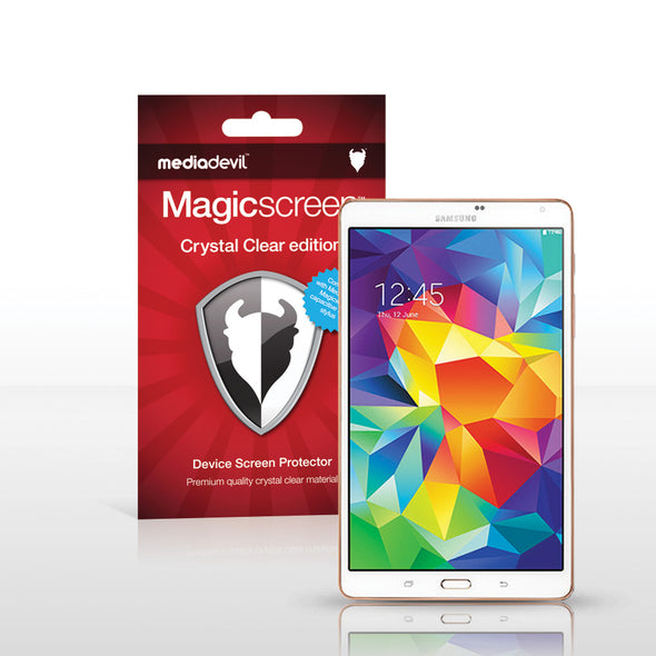 "Samsung Galaxy Tab S (8.4"") Screen Protector (Clear) 