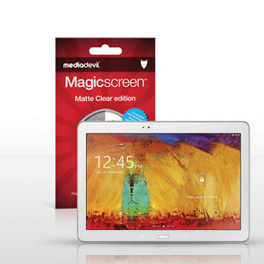 "Samsung Galaxy Note Tablet (10.1"") 2014 Edition Matte Clear (Anti-Glare) Screen Protector 