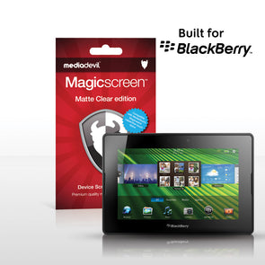 MediaDevil Magic Screen protector for the BlackBerry PlayBook