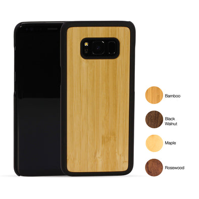 Samsung Galaxy S8 Sustainably-Sourced Wood Case | Artisancase