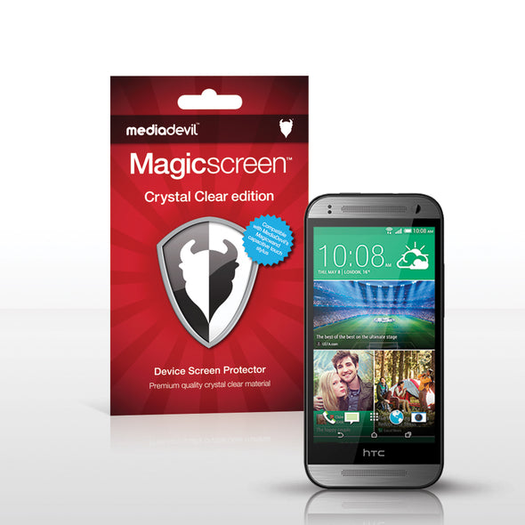 HTC One Mini 2 Screen Protector (Clear) | Magicscreen