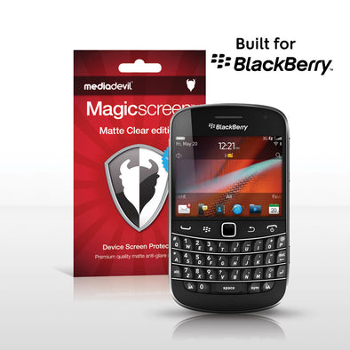 Magicscreen Screen Protector for BlackBerry Bold 9900 and 9930