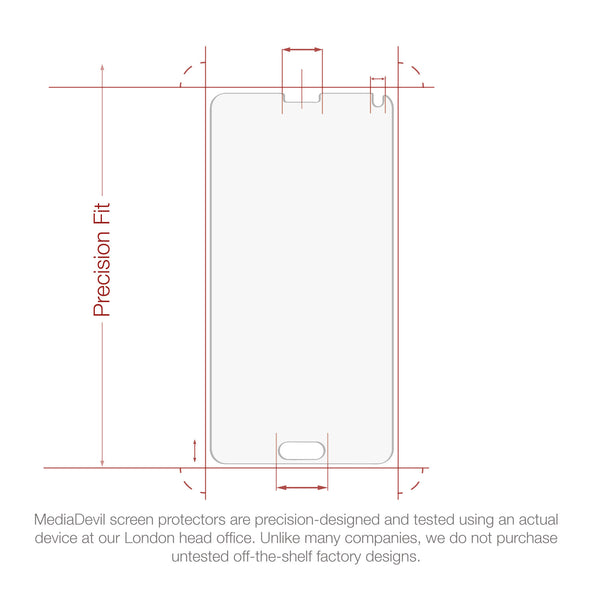 Samsung Galaxy Note 4 Screen Protector (Anti-Blue Light Filter) | Magicscreen