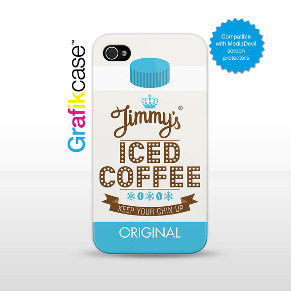 Grafikcase case: Jimmy's Iced Coffee